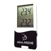Aquamedic T Meter Twin Thermometer